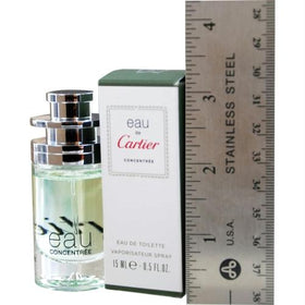 Eau De Cartier By Cartier Concentrate Edt Spray .5 Oz