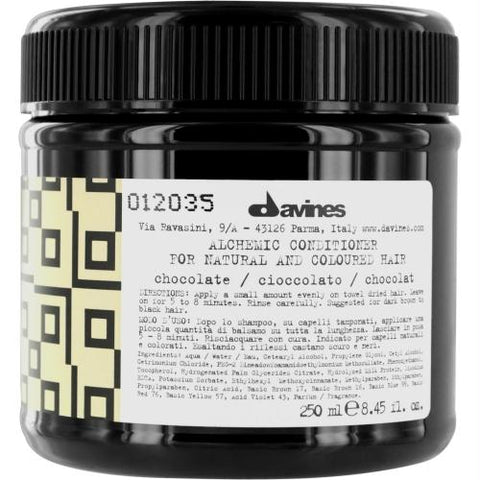 Alchemic Chocolate Conditioner 8.45 Oz