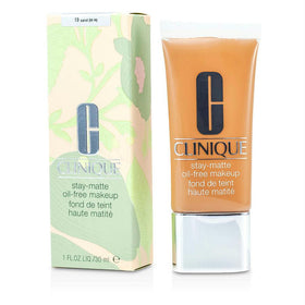 Clinique Stay Matte Oil Free Makeup - # 19 Sand (m-n) --30ml/1oz By Clinique