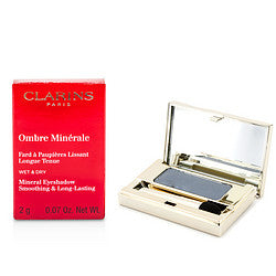 Clarins Ombre Minerale Smoothing & Long Lasting Mineral Eyeshadow - # 10 Slate Blue --2g/0.07oz By Clarins