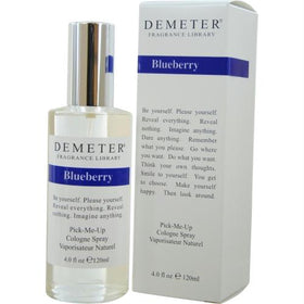 Demeter By Demeter Blueberry Cologne Spray 4 Oz