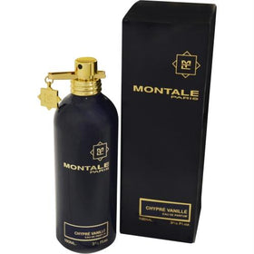 Montale Paris Chypre Vanille By Montale Eau De Parfum Spray 3.4 Oz