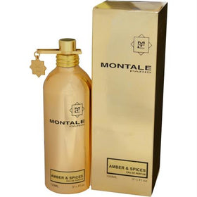 Montale Paris Amber & Spices By Montale Eau De Parfum Spray 3.4 Oz