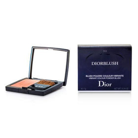 Christian Dior Diorblush Vibrant Colour Powder Blush - # 553 Cocktail Peach --7g/.024oz By Christian Dior