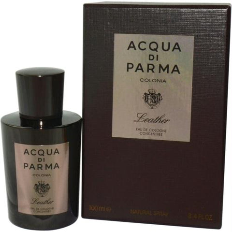 Acqua Di Parma By Acqua Di Parma Leather Cologne Concentrate Spray 3.4 Oz