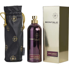 Montale Paris Aoud Greedy By Montale Eau De Parfum Spray 3.3 Oz