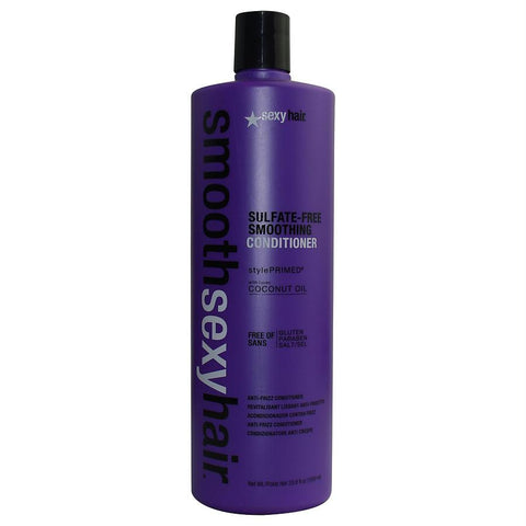 Smooth Sexy Hair Smoothing Conditioner Sulfate-free 33.8 Oz