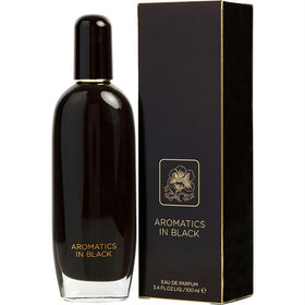 Aromatics In Black By Clinique Eau De Parfum Spray 3.4 Oz