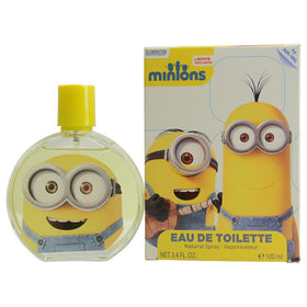Minions By Illumination Entertainment Bob Edt Spray 3.4 Oz