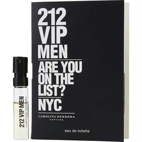 212 Vip By Carolina Herrera Edt Spray Vial Mini