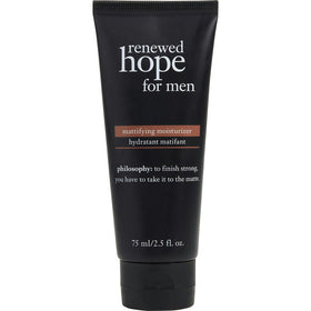 Renewed Hope For Men Mattifying Facial Moisturizer --73.9ml/2.5oz