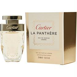 Cartier La Panthere Legere By Cartier Eau De Parfum Spray .8 Oz