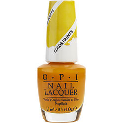 Opi Opi Primarily Yellow Nail Lacquer P20--.5oz By Opi