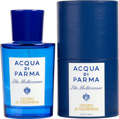 Acqua Di Parma Blue Mediterraneo By Acqua Di Parma Cedro Di Taormina Edt Spray 2.5 Oz