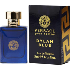 Versace Dylan Blue By Gianni Versace Edt .17 Oz Mini