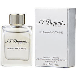 St Dupont 58 Avenue Montaigne By St Dupont Edt Mini .17 Oz