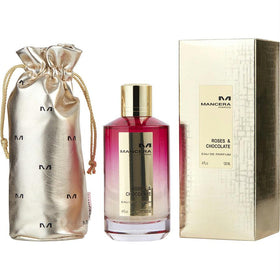 Mancera Roses & Chocolate By Mancera Eau De Parfum Spray 4 Oz
