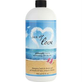 Sea Of Love Shampoo, Bath And Shower Gel --32oz