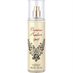 Christina Aguilera Glam X By Christina Aguilera Body Mist 8 Oz