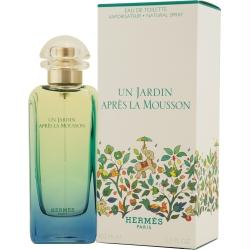 Un Jardin Apres La Mousson By Hermes Body Lotion 6.5 Oz