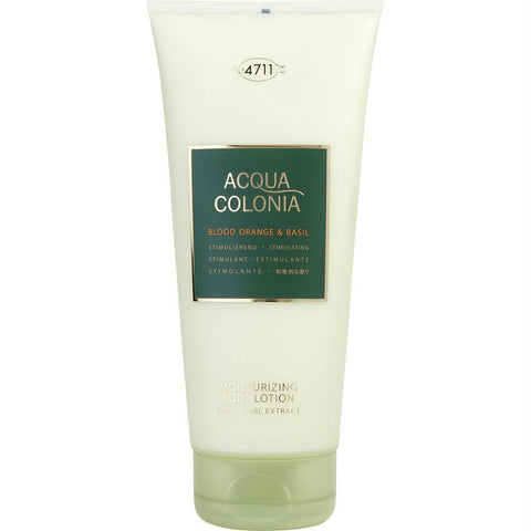4711 Acqua Colonia By 4711 Blood Orange & Basil Body Lotion 6.8 Oz