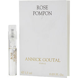 Annick Goutal Rose Pompon By Annick Goutal Edt Spray Vial On Card