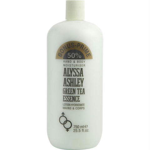Alyssa Ashley Green Tea Essence By Alyssa Ashley Hand & Body Lotion 25.5 Oz