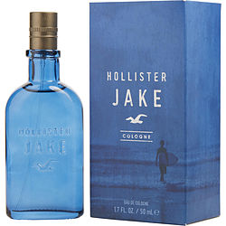 Hollister Jake By Hollister Eau De Cologne Spray 1.7 Oz (new Packaging)