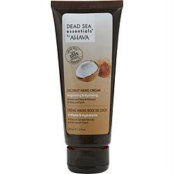 Dead Sea Essentials Coconut Hand Cream --100ml/3.4oz