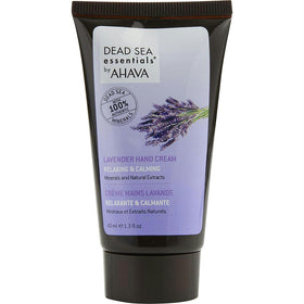 Dead Sea Essentials Lavender Hand Cream --40ml/1.3oz