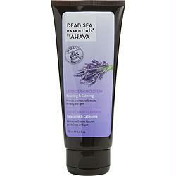 Dead Sea Essentials Lavender Hand Cream --100ml/3.4oz