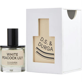 D.s. & Durga White Peacock Lily By D.s. & Durga Eau De Parfum Spray 1.7 Oz