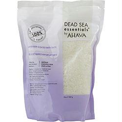 Dead Sea Essentials Lavender Scented Bath Salts --907g/32oz