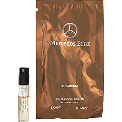 Mercedesbenz Le Parfum By Mercedes-benz Eau De Parfum Spray Vial On Card