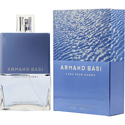 Armand Basi L'eau Pour Homme By Armand Basi Edt Spray 4.2 Oz