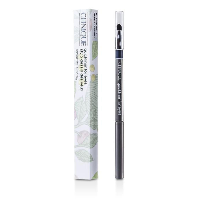 Quickliner For Eyes - 08 Blue Gray - 0.3g/0.01oz