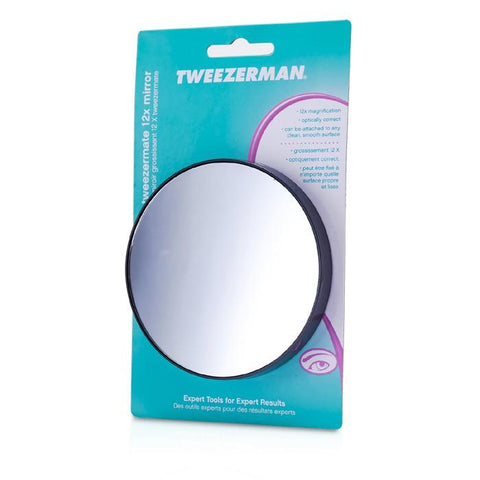 TweezerMate - 12X Magnification Personal Mirror - -