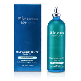 Musclease Active Body Oil - 100ml/3.4oz