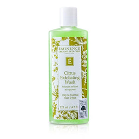 Citrus Exfoliating Wash - For Oily to Normal Skin - 125ml/4oz