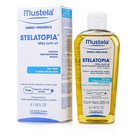 Stelatopia Milky Bath Oil - 200ml/6.7oz