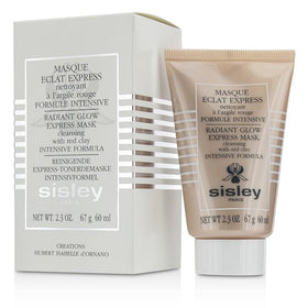 Radiant Glow Express Mask With Red Clays - Intensive Formula - 60ml/2.3oz