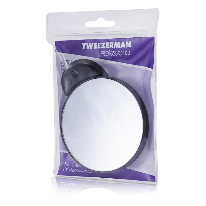 Professional TweezerMate 10X Lighted Mirror - -