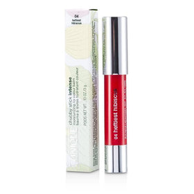 Chubby Stick Intense Moisturizing Lip Colour Balm - No. 4 Heftiest Hibiscus - 3g/0.1oz