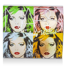 Andy Warhol Collection Debbie Harry Eye And Cheek Palette (4x Eyeshadows, 2x Blushes) - 6pcs