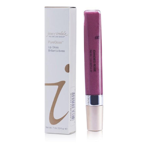 PureGloss Lip Gloss (New Packaging) - Candied Rose - 7ml/0.23oz