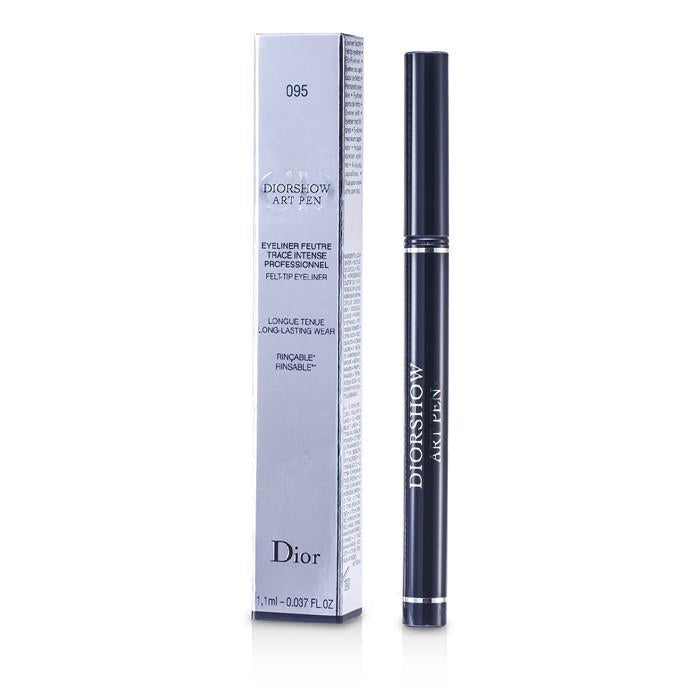 Diorshow Art Pen Eyeliner - # 095 Catwalk Black - 1.1ml/0.037oz