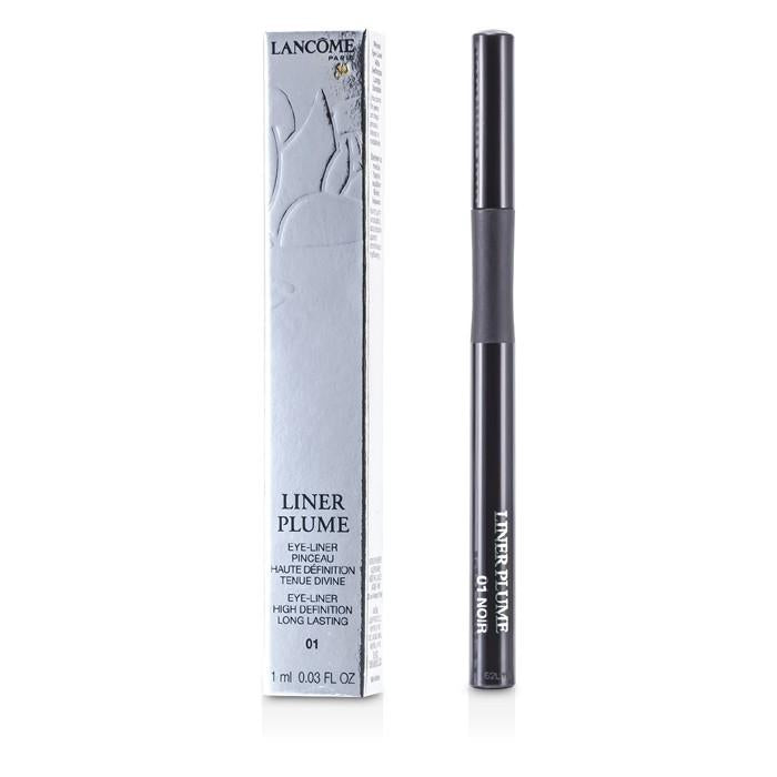 Liner Plume High Definition Long Lasting Eye Liner - # 01 Noir - 1ml/0.03oz