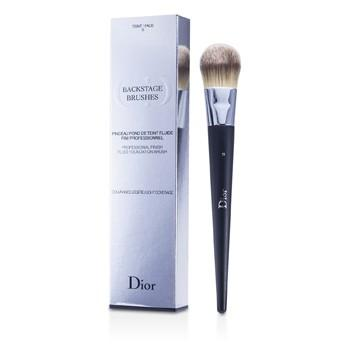 Backstage Brushes Professional Finish Fluid Foundation Brush - -