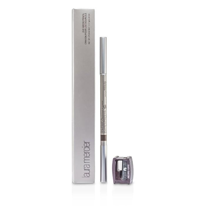 Eye Brow Pencil With Groomer Brush - # Rich Brunette - 1.17g/0.04oz