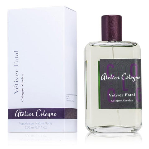 Vetiver Fatal Cologne Absolue Spray - 200ml/6.7oz